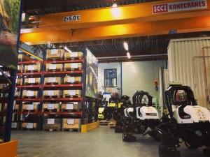 Завод AFM в Финляндии